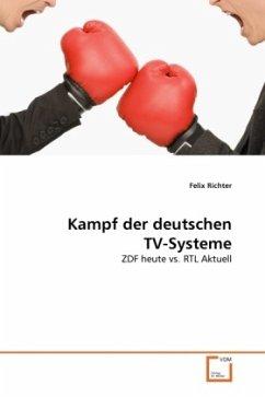 Kampf der deutschen TV-Systeme