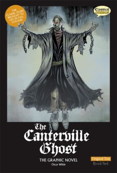 the canterville ghost The canterville ghost by oscar wilde is told through the eyes of the very theatrical ghost, sir simon, who appears in many different costumes and personas – red reuben, strangled babe, dumb daniel, suicide's skeleton, martin the maniac, masked mystery, reckless rupert, headless earl and so on.