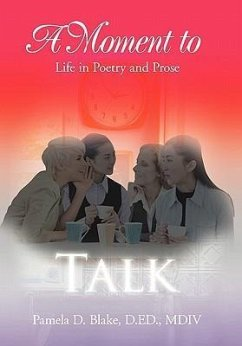 A Moment to Talk