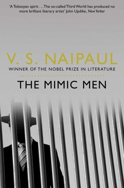 naipauls the mimic men mimicking decultivation This chapter undertakes a reading of the classical allusions in v s naipaul's novel the mimic men (1967), a novel which is often interpreted as naipaul's verdict.