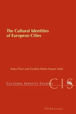 The Cultural Identities of European Cities