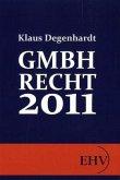 GMBH-RECHT 2011