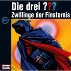 Zwillinge der Finsternis / Die drei Fragezeichen - Hörbuch Bd.144 (1 Audio-CD)