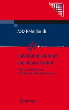 Stabilization, Optimal and Robust Control - Belmiloudi, Aziz