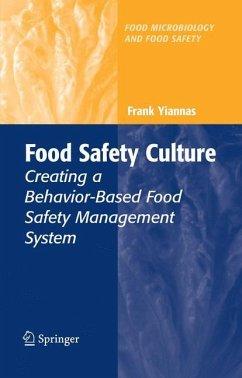 Food Safety Culture - Yiannas, Frank