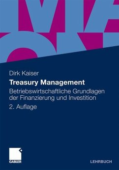 Treasury Management - Kaiser, Dirk