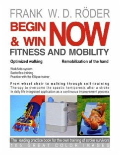 BEGIN & WIN FITNESS AND MOBILITY NOW-Optimized walking - Remobilization of the hand
