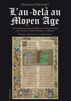 L'au-delà au Moyen Age - de Pontfarcy-Sexton, Yolande