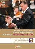Beethoven, Ludwig van - Sinfonie Nr. 4, 5 & 6 (3 Discs)