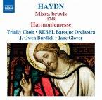 Missa Brevis/Harmoniemesse