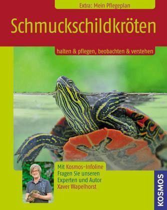 Schmuckschildkröten - Wapelhorst, Xaver