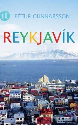 Reykjavík - Gunnarsson, Pétur