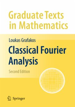Classical Fourier Analysis - Grafakos, Loukas