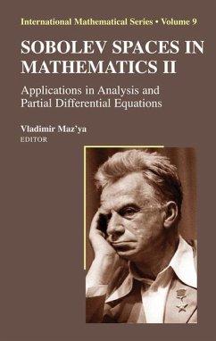 Sobolev Spaces in Mathematics II