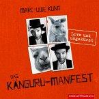 Das Känguru-Manifest / Känguru Chroniken Bd.2, 4 Audio-CDs