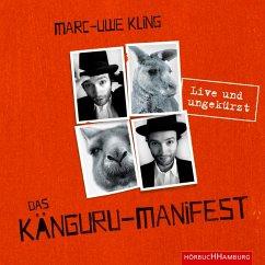 Das Känguru-Manifest / Känguru Chroniken Bd.2, 4 Audio-CDs - Kling, Marc-Uwe
