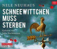Schneewittchen muss sterben / Oliver von Bodenstein Bd.4 (5 Audio-CDs) - Neuhaus, Nele
