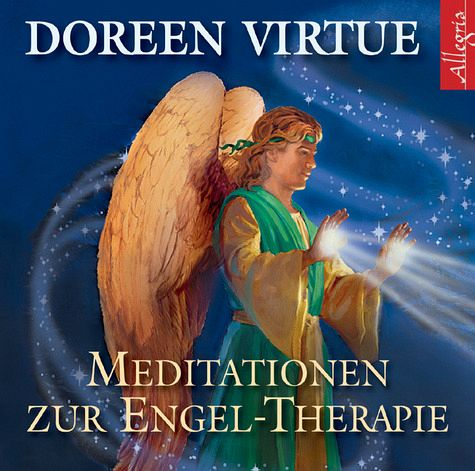 Meditationen zur Engel-Therapie, 1 Audio-CD - Virtue, Doreen