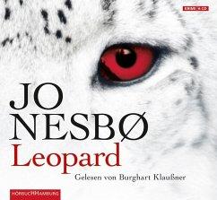 Leopard / Harry Hole Bd.8 (Sonderausgabe), 6 Audio-CDs - Nesbø, Jo