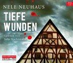 Tiefe Wunden / Oliver von Bodenstein Bd.3 (5 Audio-CDs)