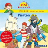 Piraten, 1 Audio-CD
