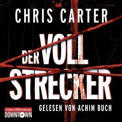Der Vollstrecker / Detective Robert Hunter Bd.2 (4 Audio-CDs) - Carter, Chris