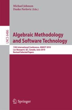 Algebraic Methodology and Software Technology