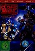 Star Wars: The Clone Wars - Staffel 2 / Vol. 1 DVD-Box