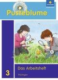 Pusteblume. Das Sachbuch 3. Arbeitsheft. Thüringen