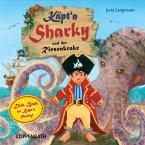 Käpt'n Sharky und der Riesenkrake / Käpt'n Sharky Bd.3 (1 Audio-CD)