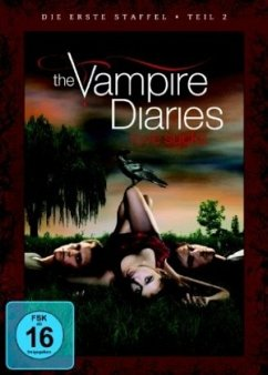 The Vampire Diaries - Staffel 1 Teil 2 (3 DVDs)