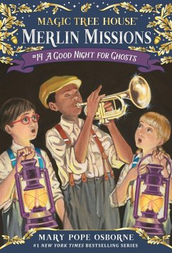 A Good Night for Ghosts - Osborne, Mary Pope