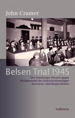 Belsen-Trial 1945 - Cramer, John