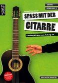 Spaß mit der Gitarre, m. Audio-CD