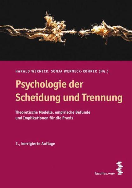 Trennung Psychologie