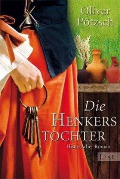 Die Henkerstochter / Henkerstochter Bd.1 - Pötzsch, Oliver