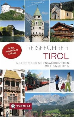 Reiseführer Tirol - Prock, Anton