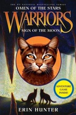 Warriors: Omen of the Stars #4: Sign of the Moon - Hunter, Erin