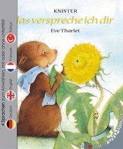 ...das verspreche ich Dir (Buch mit DVD) - Knister; Tharlet, Eve