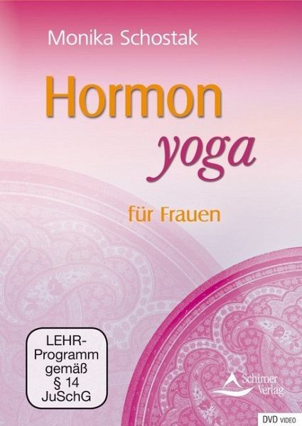 hormon yoga f r frauen auf dvd portofrei bei b. Black Bedroom Furniture Sets. Home Design Ideas
