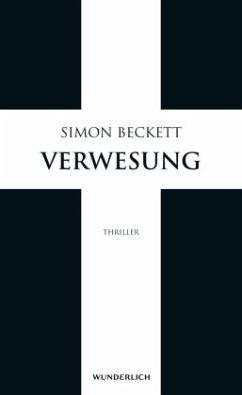 Verwesung / David Hunter Bd.4 - Beckett, Simon