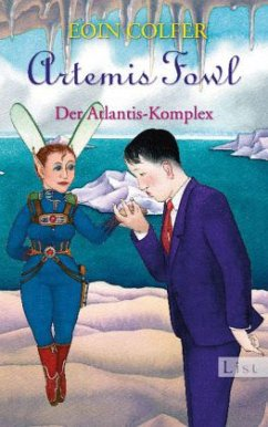 Der Atlantis-Komplex / Artemis Fowl Bd.7 - Colfer, Eoin