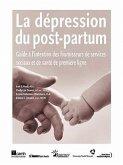 La Depression Du Post-Partum: Guide A L Intention Des Fournisseurs de Services Sociaux Et de Sante de Premiere Ligne