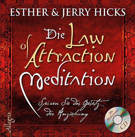The Law of Attraction - Meditation, mit Audio-CD von ...