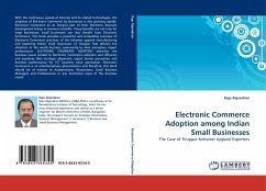 Electronic Commerce Adoption among Indian Small Businesses - Rajendran, Raju