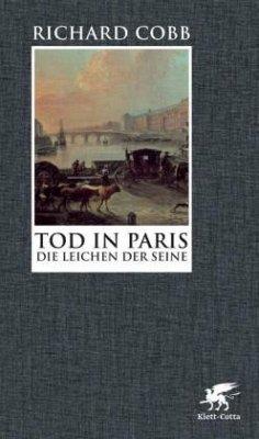 Tod in Paris - Cobb, Richard