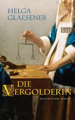 Die Vergolderin - Glaesener, Helga