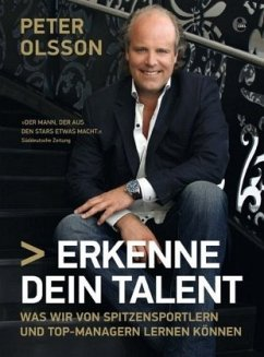 Erkenne dein Talent - Olsson, Peter