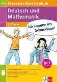 Klassenarbeitstrainer Deutsch und Mathematik 3. Klasse
