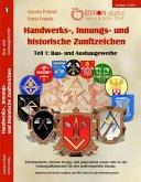 Handwerks-, Innungs- und historische Zunftzeichen, 1 DVD-ROM